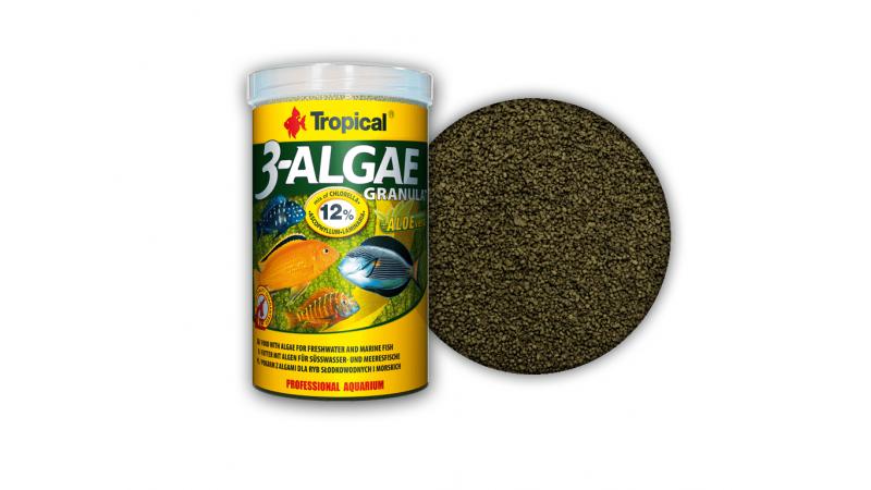 Tropical 3-Algae Granulat