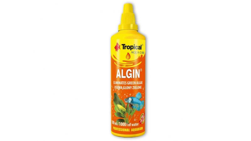 Препарат за премахване на зелени водорасли Tropical Algin Eliminates green algae