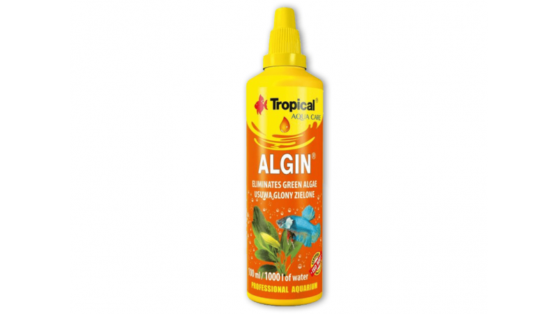 Tropical Algin Eliminates green algae