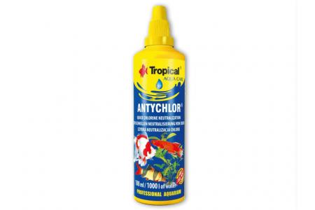 Препарат за бързо пречистване на чешмяната вода Tropical Antychlor