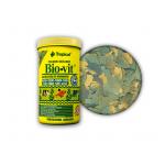 Основна растителна храна на люспи Tropical Bio-vit