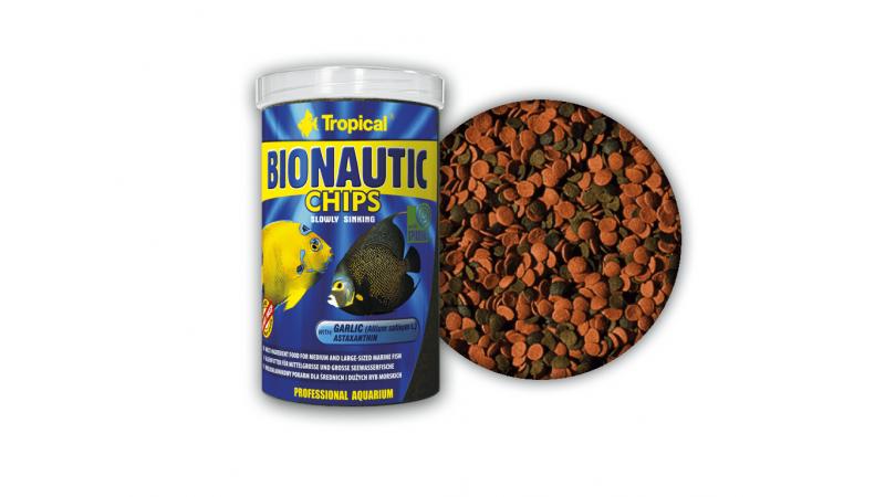 Tropical Bionautic Chips  250ml / 130g