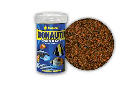 Храна за малки и средни по размер морски рибки Tropical Bionautic Granulat 100 мл./ 55 гр.