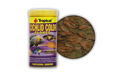 Храна за цихлиди Tropical Cichlid Color