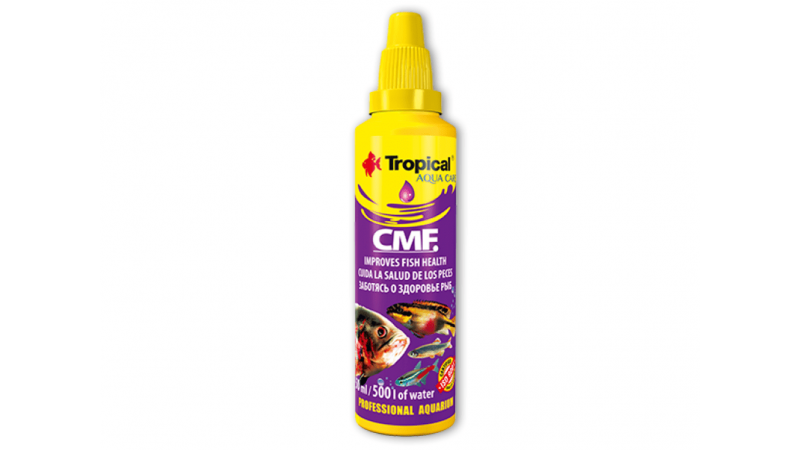 Tropical CMF For health and growth of fish