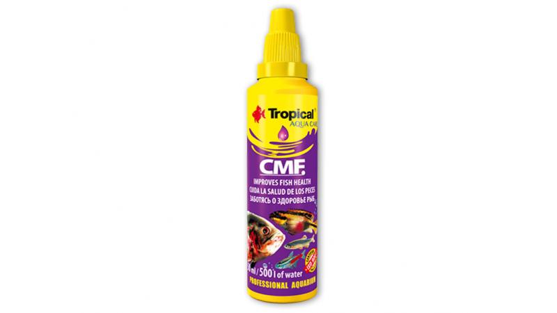 Препарат за обеззаразяване на водата и контрол на паразитите Tropical CMF