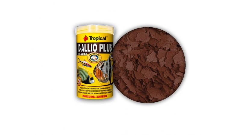Tropical D-Allio Plus 100ml/20g