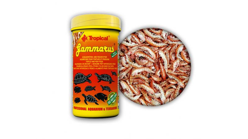 Храна за костенурки Tropical Gammarus