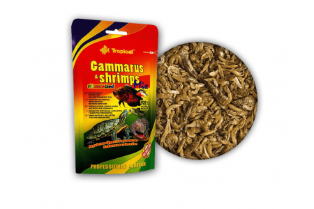 Tropical Gammarus Shrimps Mixdoypack 20g