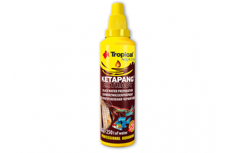 Tratament pentru pregatirea apei Tropical Ketapang Extract