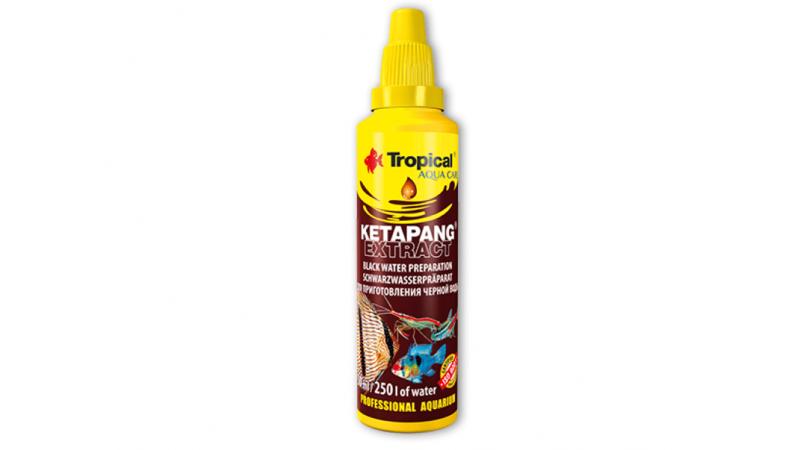 Tropical Ketapang Extract Black Water Preparation