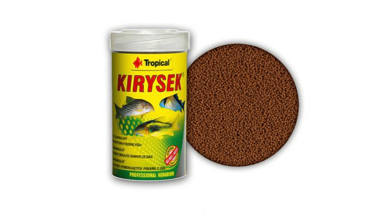 Пълноценна храна под формата на гранули Tropical Kirysek 100мл./ 68гр.