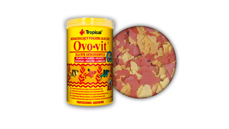 Храна на люспи Tropical Ovo-vit