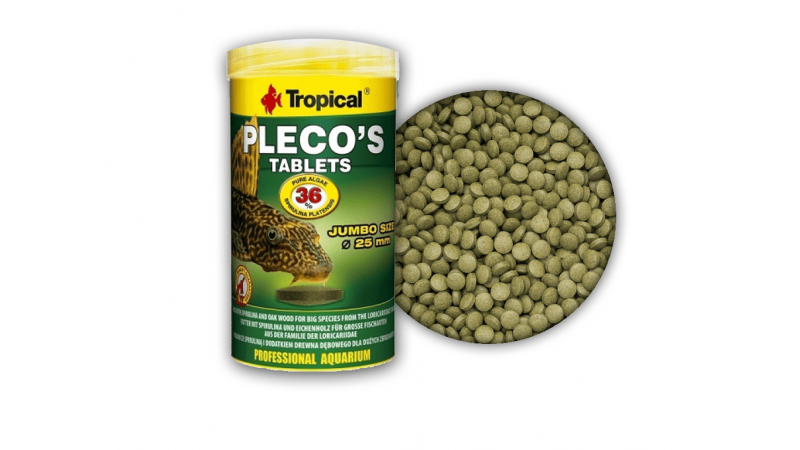 Tropical Pleco`s tablets