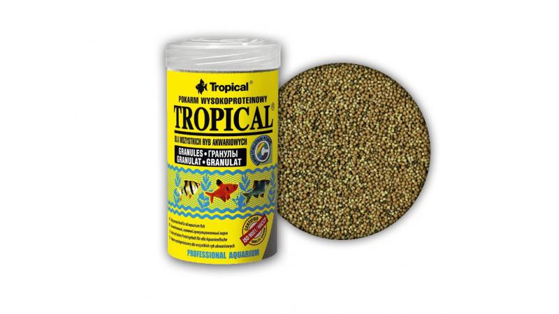 Гранулирана високопротеинова храна Tropical Tropical Granulat