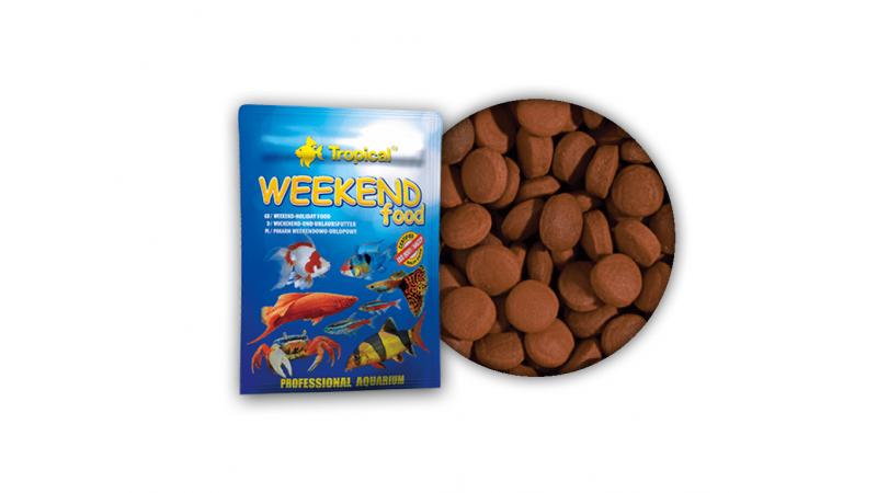 Tropical Weekend Food 20гр. прибл. 24 таблетки