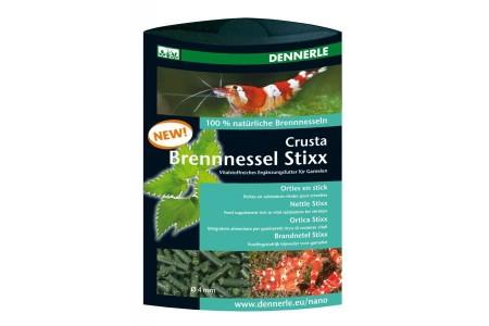 Храна за скариди Dennerle nano crusta NETTLE STIXX