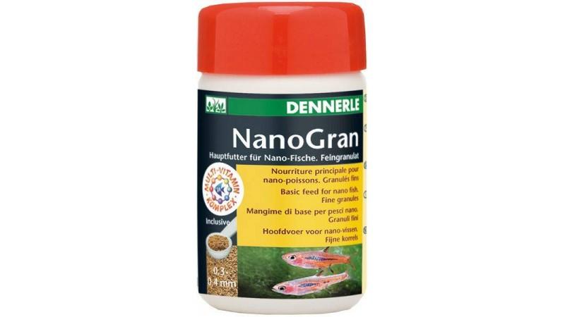 Храна за нано рибки Dennerle NANO GRAN