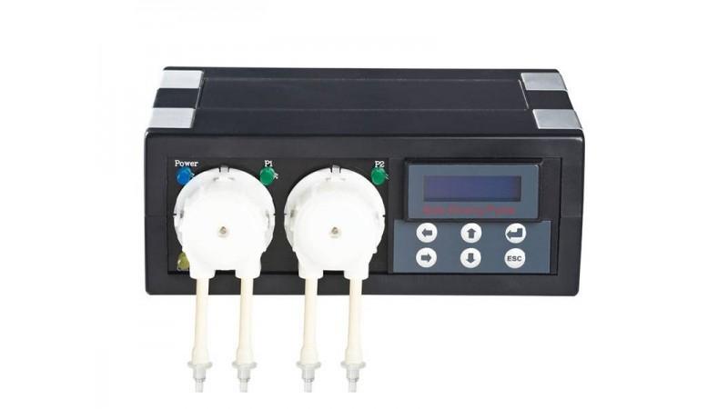 Jebao DP2 – двуканална дозираща помпа