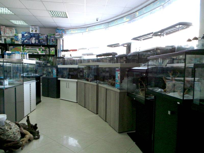 Магазин Aquarium.BG Младост