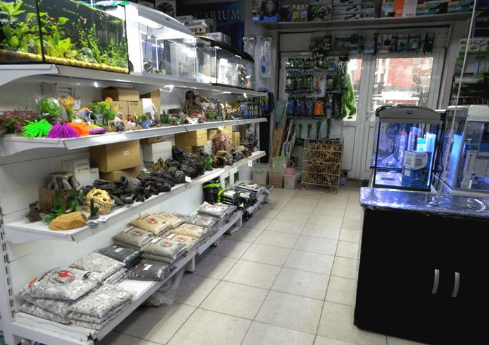Магазин Aquarium.BG Подуене